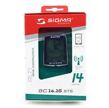 Sigma BC 14.16 STS Alti Bike Computer