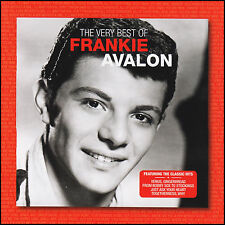 FRANKIE AVALON - THE VERY BEST OF CD ~ GREATEST HITS ~ VENUS~GINGER BREAD *NEW*