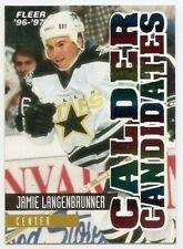 96/97 FLEER CALDER CANDIDATES Hockey (#1-10) U-Pick From List