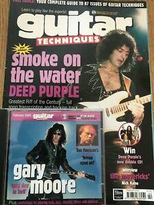 Guitar Techniques magazine & CD: February 2000