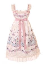 jsk-31 Champagne Cream-White Lullaby Lullaby Penguin Goth Lolita Dress Kawaii