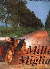 MILLE MIGLIA GIOVANNI CANESTRINI 1967 L'EDITRICE DELL'AUTOMOBILE (ZA304)
