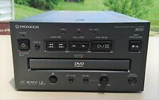Vintage Pioneer DVD/CD Player DVD-V7200 with CU-V155 Remote Control