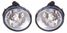 Pair Right OS Left NS Side Fog Lights H1 For Renault Kangoo Mk1 Van 4.03-08