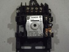 Siemens CLM42031 20a 4p Lighting Contactor Take Out Never Hot