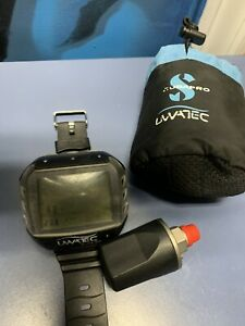 Uwatec Smart Tec Dive Computer With Transmitter, Used