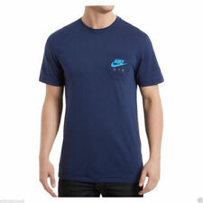 Magliette da uomo blu Nike taglia XL