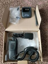 Kenwood walkie talkie radio