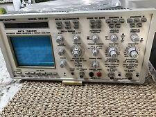 Sencore SC3100 Automatic Waveform and Circuit Analyzer Oscilloscope - Powers On