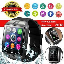 Multi-function Smartwatch Watch with Camera Text Call for Sony Xperia XZ3 / XZ2