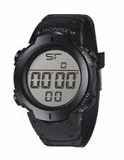 Big Dial Boys Wristwatch Multi Function Alarm Stop Watch Digital Wrist Black W03
