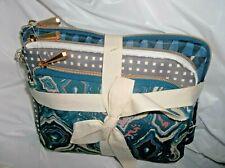Sonia Kashuk 3 Piece Purse-Travel-Make-Up Bag Kit