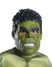 Hulk 3/4 Mask, Kids Avengers Age Of Ultron Costume Accessory