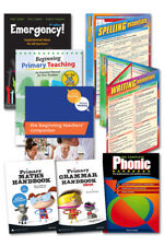 Beginning Teacher Super Pack (eight-book pack designed to aid teachers )