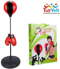 Punching Bag For Kids Boxing Set Includes Kids Boxing Gloves Punching Bag
