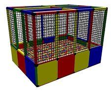 Moveandstic Bällebad BALLCENTER Bälle Ball Spielturm Kletterhaus