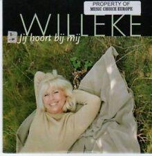 (BE439) Willeke, Jij Hoort Bij Mij - 1999 CD