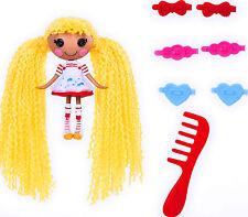 NEW! Mini Lalaloopsy Loopy Hair Doll Spot Splatter Splash!  RARE!~