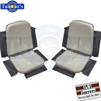 1971-1972 GTO LeMans Bucket Seat Buns Foam Cushion PAIR