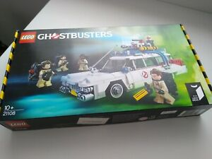 LEGO Ideas 21108 Ghostbusters Ecto-1 (retired set) new unopened