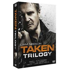 TAKEN - La Trilogia (Cofanetto 3 DVD)