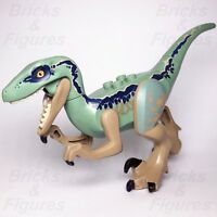 JURASSIC WORLD lego RAPTOR BLUE dinosaur DINO fallen kingdom GENUINE 75928 75930