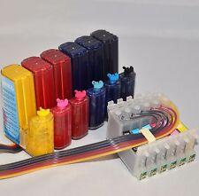 Sublimation ink system CIS CISS for Epson R200 R300 R220 R320 R340 printer