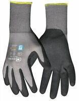 GEBOL MASTER FLEX Handschuhe 9 / L Montagehandschuhe WORK Arbeitshandschuhe