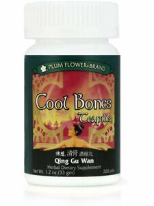 Plum Flower, Cool Bones Formula, Qing Gu Wan, 200 ct