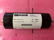 Maxwell BOOSTCAP 2600F 2.5V (2.8V surge) Ultra-Capacitor, BCAP0010, Super
