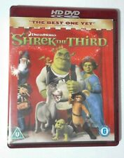 SHREK The THIRD HD DVD