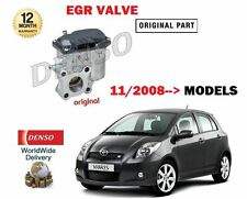 FOR TOYOTA YARIS 1.4 TD D4D 1ND-TV 11/2008->NEW EGR EXHAUST GAS VALVE 258003301