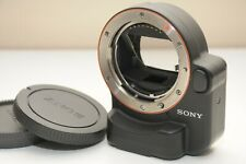 Sony LA-EA4 A Alpha Mount to E Mirrorless Lens Adapter with Translucent Mirror
