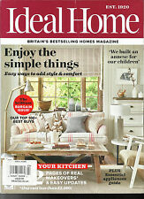 IDEAL HOME, MAGAZINE     FEBRUARY, 2017   ENJOY THE SIMPLE THINGS  PRINTED IN UK