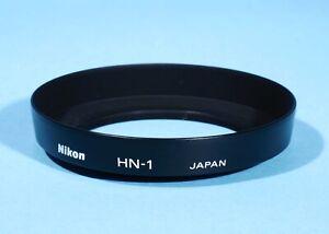 Nikon HN-1 Metal Lens Hood 52mm* AI-s 24mm f/2.8 MF/ 28mm f/2 MF / 24mm 2.8D etc