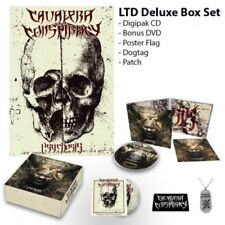 CAVALERA CONSPIRACY / Psychosis / DELUXE BOX  500 COPIES SEPULTURA