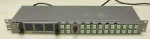 Evertz CP-1024E Advanced System Control Panel