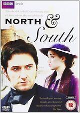 North And South Daniela Denby Ashe, Richard Armitage, Sinead Cusack NEW R2 DVD