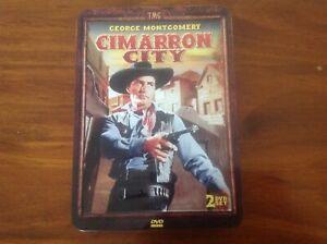 Cimarron City (classic 60's TV western series) special metal case DVD