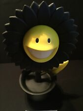Ron English Flower Black Grin Glow In The Dark Made by Monsters Edition of 20 AP