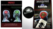3x   Quantum Shield Anti Radiation Sticker for mobile phones radi safe RadiSafe