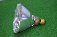 ANCIENNE AMPOULE LAMPE PHILIPS 220 V 150 W COULEUR BLANC DISCO PAR 38 RAMPE BAL