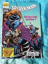 VF - Semic - Marvel Comics 1996 - 4 comics Spider-Man n° 19 - 20 - 21 - 22