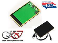 Caja Aluminio USB 3.0 Para Disco ULTRAFINA SFF-8784 WD5000MPCK