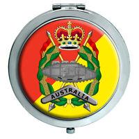 Royal Australian Blindado Corps (Australiano Ejército) Espejo Compacto