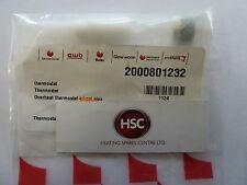 GLOW WORM MICRON 30FF OVERHEAT THERMOSTAT 2000801232 - GENUINE FREE POSTAGE