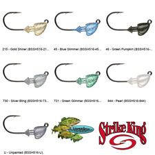 Strike King Jighead (BSSH516) Baby Squadron Swimbait Head 5/16oz Fishing Lures