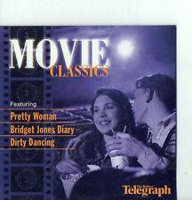 MOVIE CLASSICS CD Blues Brothers Tomb Raider Bridget Jones Diary Pretty Woman
