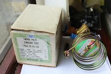 """Alco Straight Thru Thermo Valve TCLE 10 HW 100 5' Tube Length 5/8"""" in 7/8"""" out"""