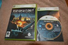 Turning Point: Fall of Liberty Xbox 360 Pal probado completo